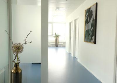 Zahnarzt in St.Gallen unsere Räumlichkeiten